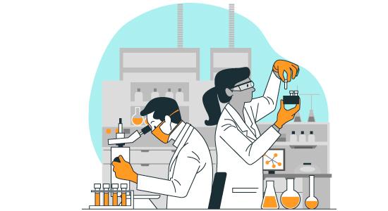 Test laboratoire