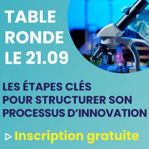 Table ronde laboratoire